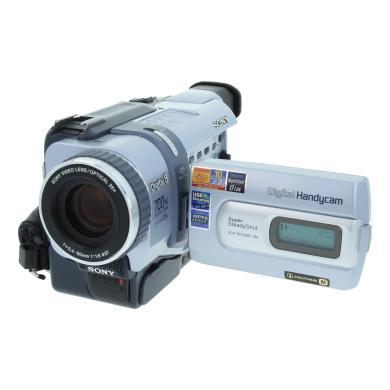 Sony DCR-TRV340E Silber Grau - neu