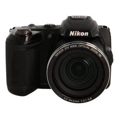 Nikon CoolPix L120 Schwarz - neu