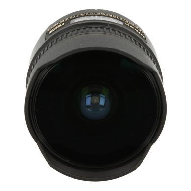 Nikon AF Fisheye Nikkor 10.5mm 1:2.8G DX Schwarz - neu