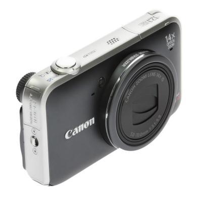 Canon PowerShot SX220 HS gris - nuevo