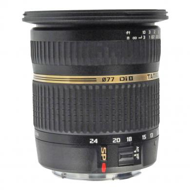 Tamron pour Canon SP B001 10-24 mm F3.5-4.5 Di-II LD Aspherical IF noir - Neuf