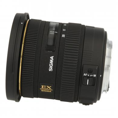 Sigma 10-20mm 1:3.5 EX negro - nuevo
