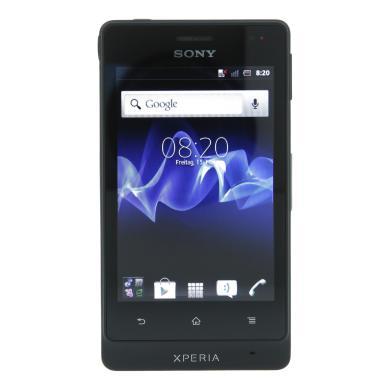 Sony Xperia go 8 Go noir - Neuf