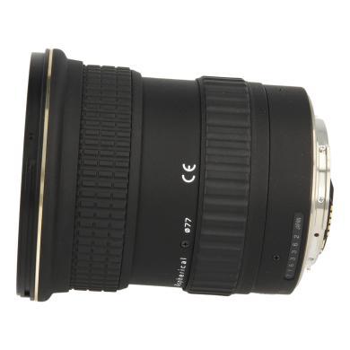 Tokina 12-24mm 1:4 AT-X Pro DX para Canon negro - nuevo