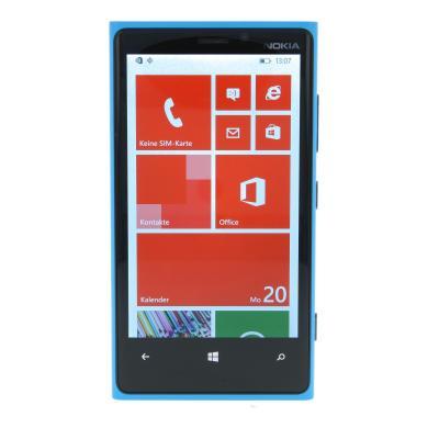 Nokia Lumia 920 32 Go cyan - Neuf