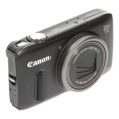 Canon PowerShot SX260HS negro - nuevo
