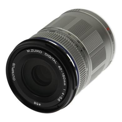 Olympus Zuiko Digital 40-150mm 1:4-5.6 ED Micro Four thirds argent - Neuf