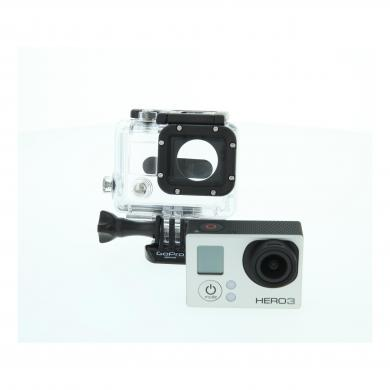 GoPro Hero3 Silver Edition Silber - gut