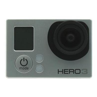 Go Pro HD HERO3 Silver Edition argent noir - Neuf