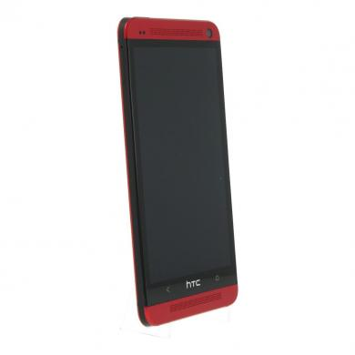 HTC One M7 32 GB Rot - neu