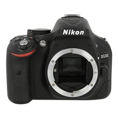 Nikon D5200 negro - nuevo
