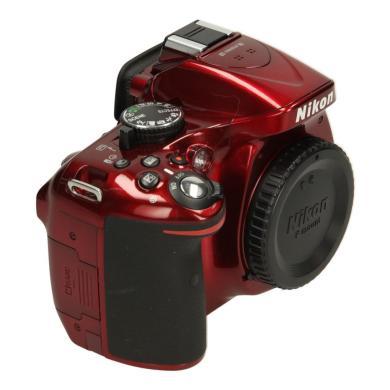 Nikon D5200 rouge - Neuf