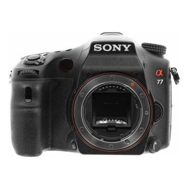 Sony Alpha 77 / SLT-A77 noir - Neuf