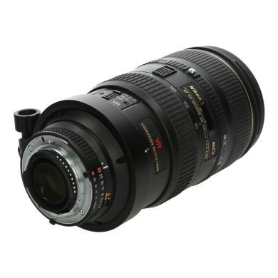 Nikon AF VR-Nikkor 80-400mm 1:4.5-5.6D ED negro - nuevo