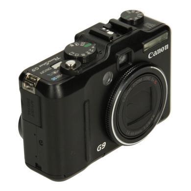 Canon PowerShot G9 Schwarz - neu
