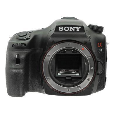 Sony Alpha 65/SLT-A65 negro - nuevo