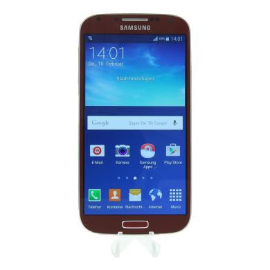 Samsung Galaxy S4 (GT-i9505) 16 GB Red Aurora - neu