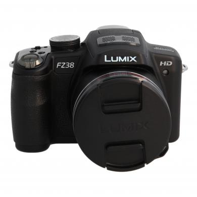 Panasonic Lumix DMC-FZ38 Schwarz - gut