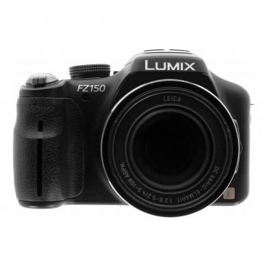 Panasonic Lumix DMC-FZ150 Schwarz - neu