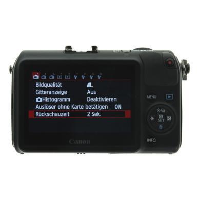 Canon EOS M noir - Neuf