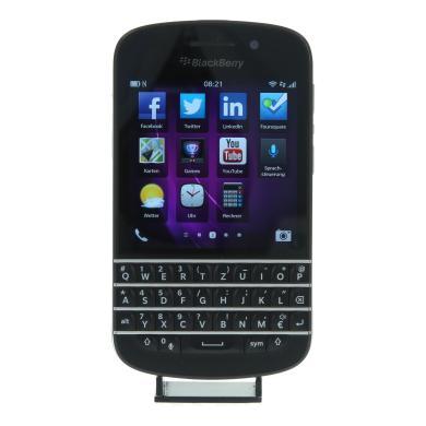 BlackBerry Q10 16 GB negro - nuevo