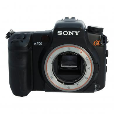 Sony Alpha 700 / DSLR-A700 Schwarz - neu
