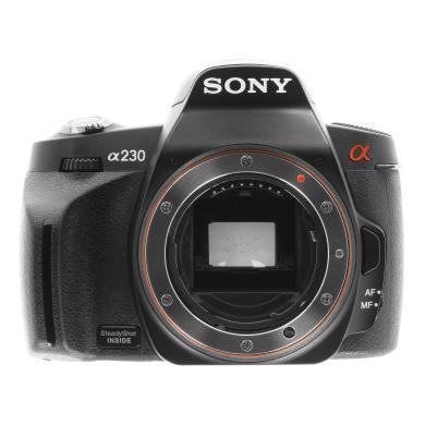Sony Alpha 230 / DSLR-A230 Schwarz - neu