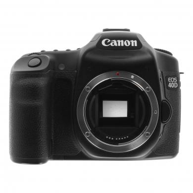 Canon EOS 40D Schwarz - neu
