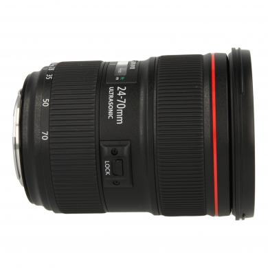 Canon EF 24-70mm 1:2.8 L II USM negro - nuevo