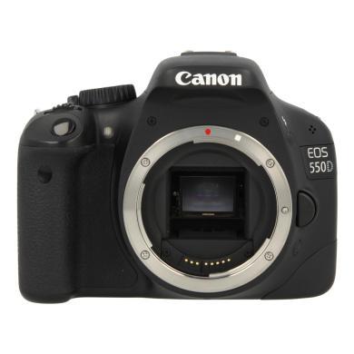 Canon EOS 550D Schwarz - neu