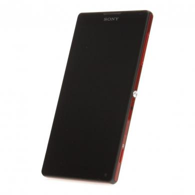 Sony Xperia ZL 16 GB Rot - sehr gut