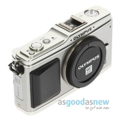 Olympus PEN E-P1 plata - nuevo