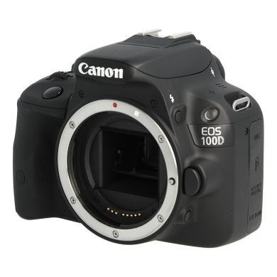 Canon EOS 100D Schwarz - neu
