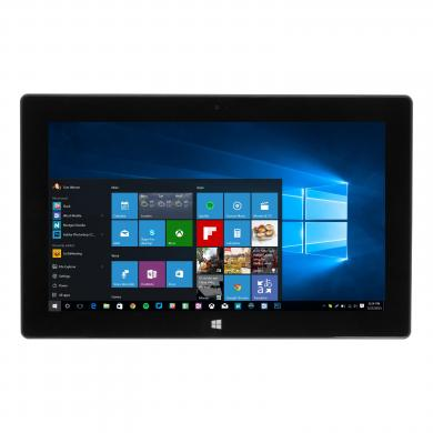 Microsoft Surface RT 32 GB Silber - gut