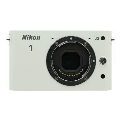 Nikon 1 J2 blanco - nuevo
