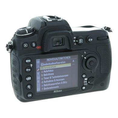 Nikon D300S Schwarz - neu