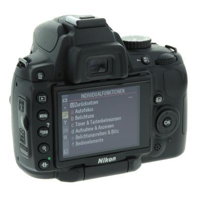 Nikon D5000 negro - nuevo
