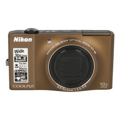 Nikon CoolPix S8000 marron - Neuf