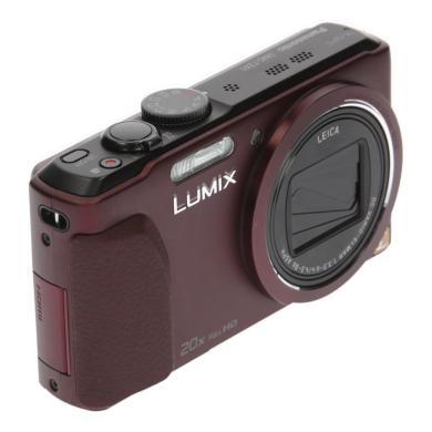 Panasonic Lumix DMC-TZ41 rojo - nuevo
