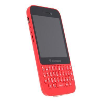 BlackBerry Q5 8 GB Rot - neu
