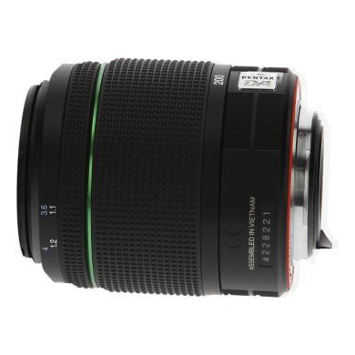 Pentax smc 50-200mm 1:4-5.6 ED WR negro - nuevo