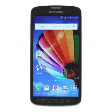 Samsung Galaxy S4 Active I9295 schwarz - gut