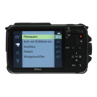 Nikon Coolpix AW110  noir - Neuf