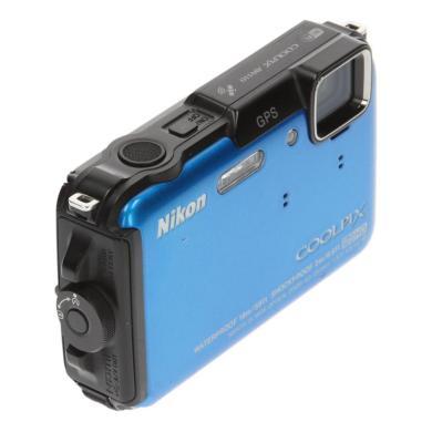 Nikon Coolpix AW110  bleu - Neuf