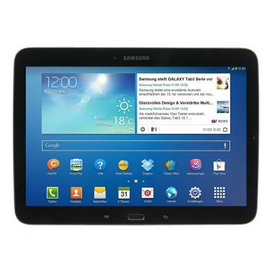 Samsung Galaxy Tab 3 10.1 WiFi + 3G (GT-P5200) 16 Go noir - Neuf