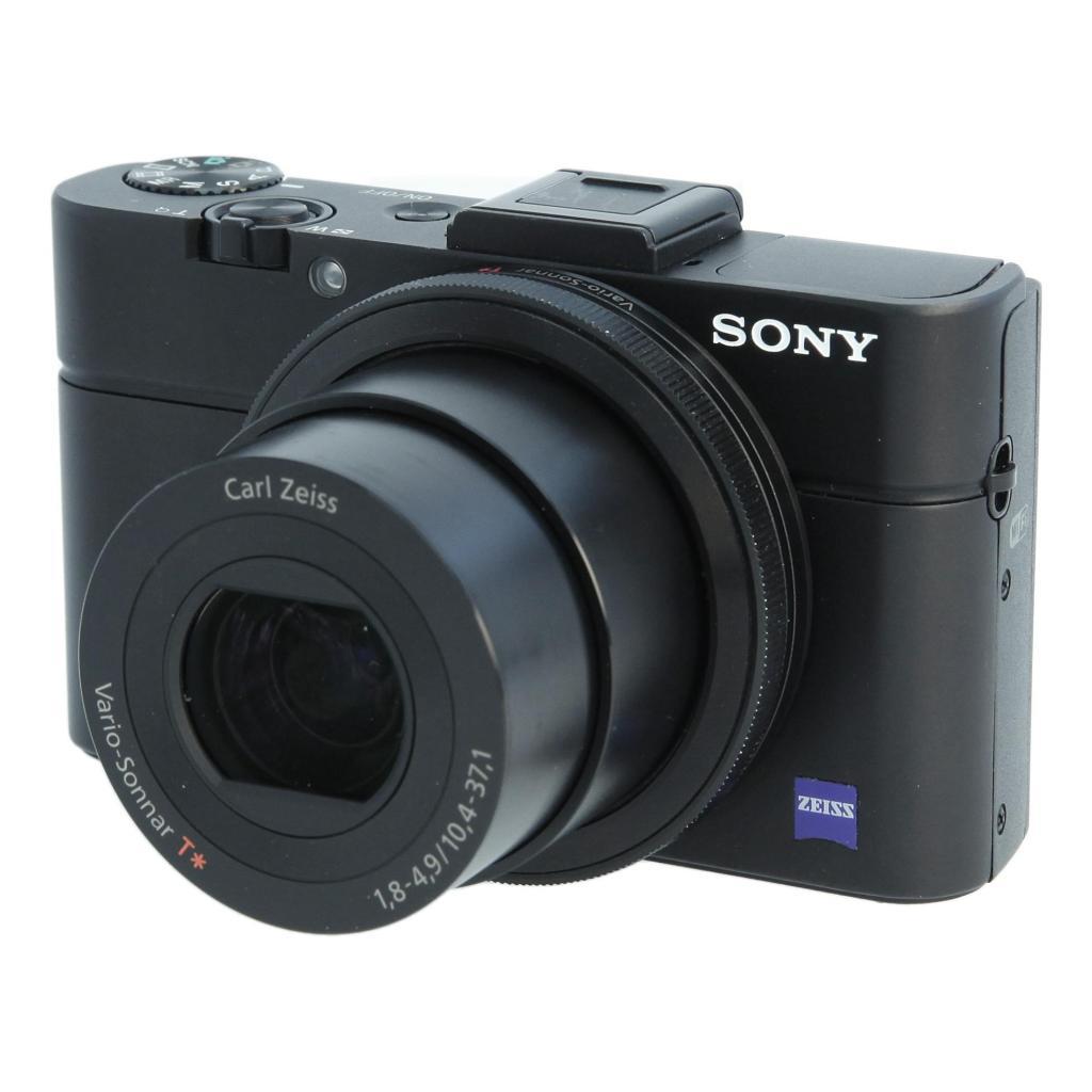 Sony Cyber-shot DSC-RX100 II Schwarz - neu