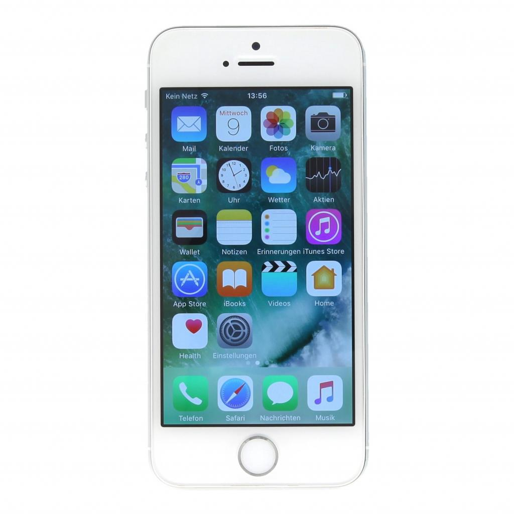 Apple iPhone 5s (A1457) 16 GB Silber - sehr gut