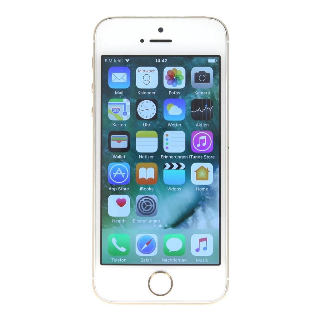 Apple iPhone 5s (A1457) 64 GB Gold - neu