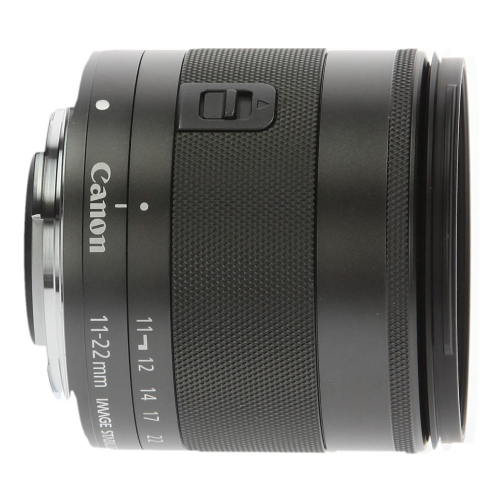 Canon EF-M 11-22mm 1:4-5.6 IS STM noir - Bon