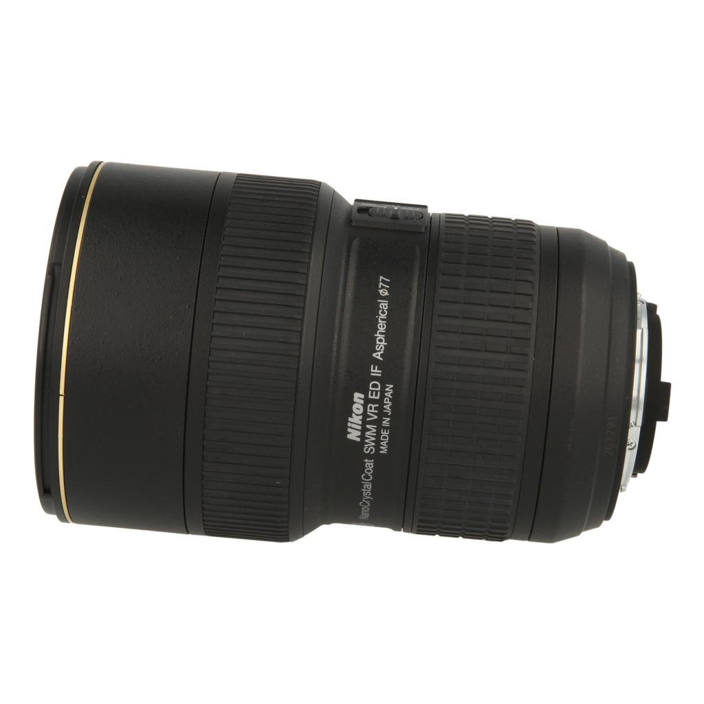Nikon AF-S 16-35mm 1:4 G VR ED NIKKOR negro - nuevo